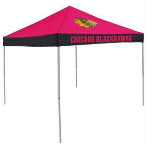 Logo Chair Chicago Blackhawks Economy Tent