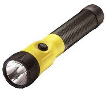 Streamlight PolyStinger LED w/DC Piggyback Holder, Yellow 76184