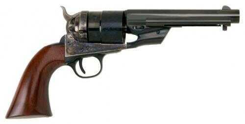 """Cimarron Richards Transition Model 44 Special /Colt/Russian Revolver 5.5"""" Barrel Conversion Walnut Grip Standard Blue CA9064"""