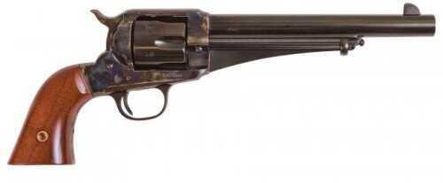 "Cimarron 1875 Outlaw 44-40 Winchester 7.5"" Barrel 1-Piece Walnut Grip Case Hardened Frame Standard Blue Finish CA153"