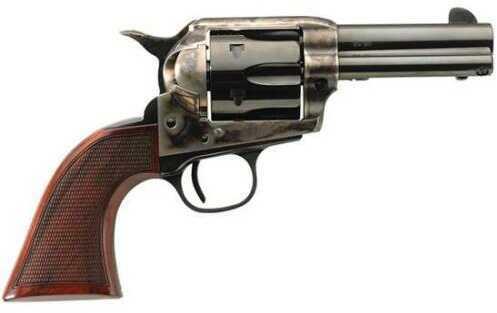"Taylor's & Company Smoke Wagon 45 Colt 3.5"" Barrel 6 Round Blued Revolver 4114"