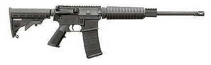 """Anderson Manufacturing 5.56 NATO 16"""" Barrel 30 Round  Optics Ready  Black  Semi Automatic Rifle AM15-AOR"""