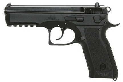 Pistol CZ USA CZ75 SP-01 Phantom 9mm Luger, Polymer, 19 Round 91158