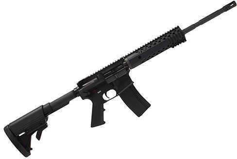 "Diamondback Firearms 223 Remington/5.56 NATO 16"" Barrel 30 Round 4 Rail Free Float Magpul Black Semi Automatic Rifle DB15BMPS"