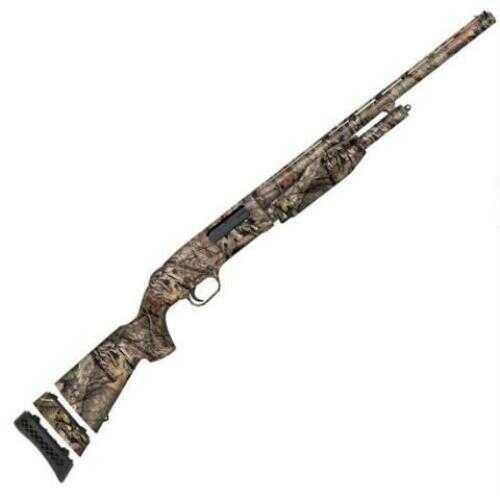 """Mossberg 510 Mini 20 Gauge Shotgun 18.5"""" Barrel  Mossy Oak Break Up Camo  4 Round  Super Bantam"""