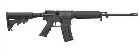 "Bushmaster Quick Response Carbine QRC AR15 5.56mm NATO/223 Remington 16"" Barrel No Optics 30 Round Mag Semi Automatic Rifle"