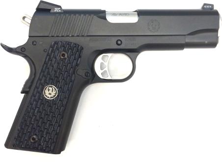 Ruger Night Watchman SR1911 45 ACP Commander Full Tritium Sight Talo Semi Automatic Pistol