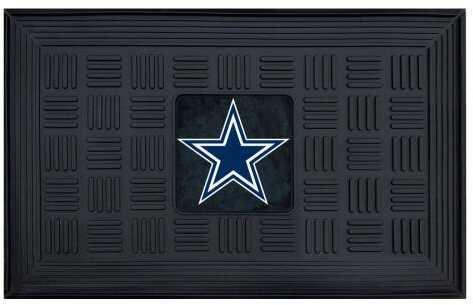 Fanmats Medallion Door Mat Nfl - Dallas Cowboys