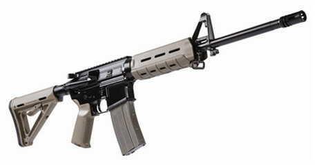 "Del-Ton Echo Series 316 AR-15 5.56mm NATO MOE 16"" Barrel Adjustable Stock Flat Dark Earth 30 Round Mag Semi-Automatic Rifle RFTH16-MOEDE"