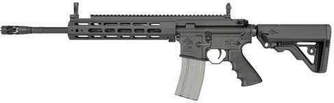 "Rock River Arms IRS1815 LAR-15 IRS MID 223 Remington   16"" Barrel  30 Round Black Finish  Adjustable Stock  Semi-Automatic Rifle"