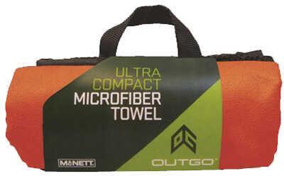 McNett OutGo Microfiber Towel, Medium Terra Cotta 68158