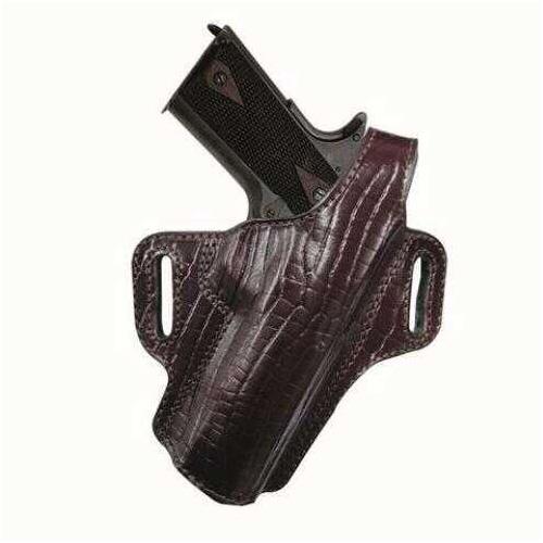 Tagua Premium Thumb Break Belt Holster Glock 17-Burgundy