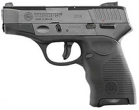 """Taurus PT2011 DT Hybrid 9mm Luger 3.2"""" Blue 13Rd Pistol 1110903113"""
