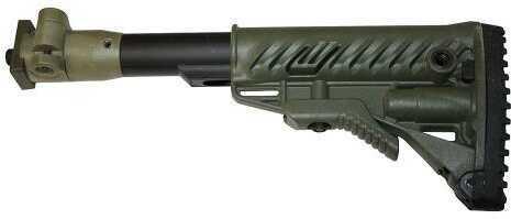FAB Defense Galil Folding Buttstock VZ.58 Polymer Joint, Olive Drab Green Md: M4VZP-OD