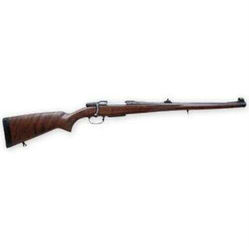 CZ USA 550FS 243 Winchester Turkish Walnut DBMag Mannlicher Bolt Action Rifle 04056