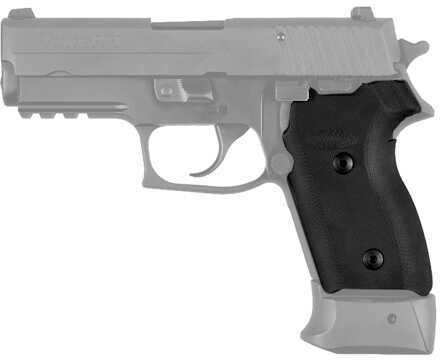 Hogue Sig P245 P220C Grip G10 Solid Black 24169
