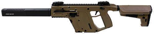 "KRISS Rifle Vector CRB Gen2 16"" 9mm Flat Dark Earth 17rd"