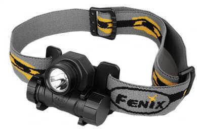 Fenix Wholesale Fenix H Series 97 Lumen, AA, Black HL21-BLK