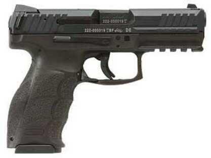 "Heckler & Koch Pistol HK VP40 Semi-Auto 40 S&W 4.09"" Barrel Polymer Frame Black Finish 10 Rounds 3 Mags"