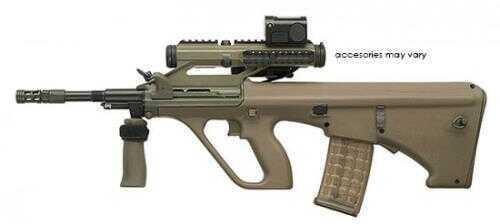"Rifle Steyr Arms AUG A3 M1 Rifle 5.56/.223 Remington 16"" Barrel 30 Rounds High Rail Mud Finish"