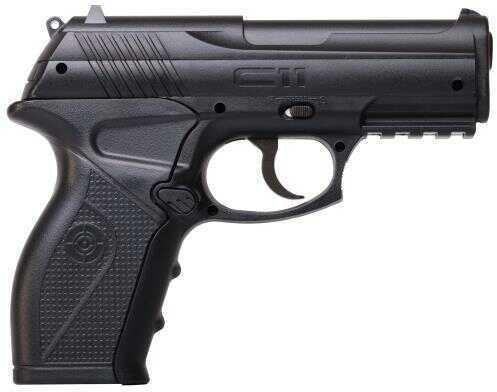 Crosman CO2 Airgun .177 BB/Repeater CO2 Pistol Semi Auto Md: C11