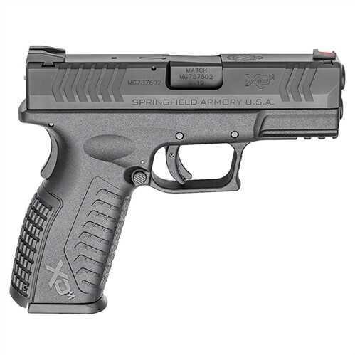 "Springfield Armory XD(M) 9mm 3.8"" Barrel 2-10 Round Magazines Black Polymer Semi-Automatic Pistol"