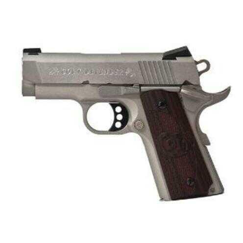 "Colt Pistol O7000XE Defender 45 ACP 3"" Barrel 7rd Stainless Steel Finish"