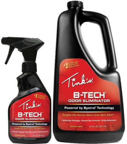 Tinks B-Tech Odor Eliminator Spray/Refill Combo W6551