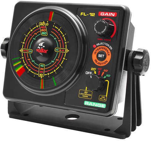 Vexilar Inc. FL-12 19° AlumaDucer FM1223A