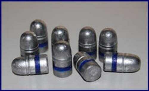 Cast Bullets Cowboy .38 Special .358 Diameter 158 Grain Round Nose Reloading Missouri Bullets, 500 Per Box