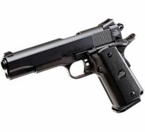 Rock Island Armory Semi-Auto Pistol M1911-A2 FS HC 45ACP 5 14+1 PARKERIZED | POLYMER GRIPS 45 ACP Ba