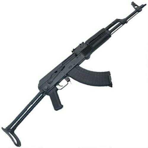 "I.O. Inc. (Inter Ordnance) Rifle Inter Ordnance Ak47 Rifle 7.62X39 Synthetic Folding 30Rd 16.25"" Barrel"