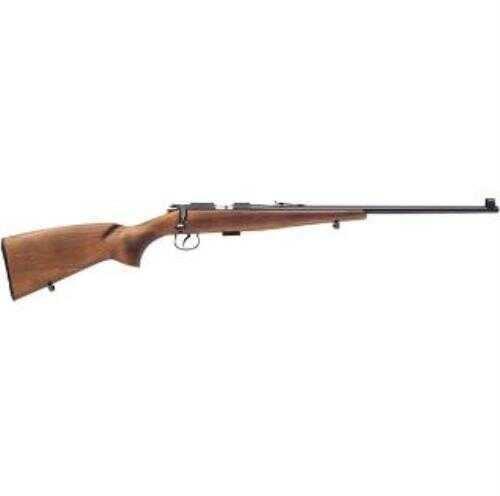 "CZ USA Rifle CZ 513 22 Long Rifle Basic Parker Hale Bolt Action Rifle 20.9"" Barrel Hardwood Stock 5-Round Mag"