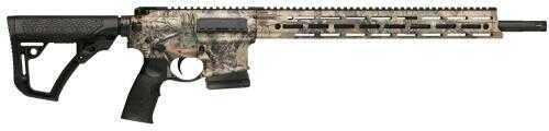 """Daniel Defense 03216 DDM4 Ambush Semi-Automatic 223 Remington/5.56 NATO 18"""" 5+1 6-Position Black Stock Realtree Xtra"""