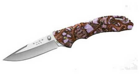 Buck Knives Bantam Lavender Head Hunterz, Mid-Size 285CMS16