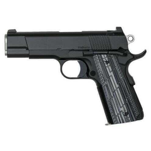 """Pistol Dan Wesson 01865 Valkyrie Comm 9mm 4.5"""" Barrel 9rds Black"""