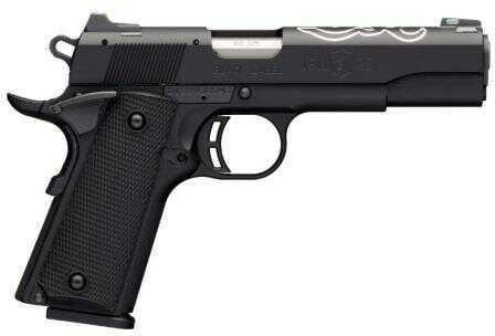 "Browning Semi-Auto Pistol 1911-22 Black Lite Pistol 22LR 4 1/4"" Barrel 10 Round Black"