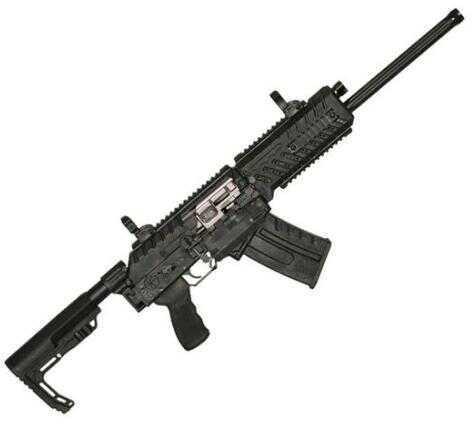 FosTech Outdoors Fostech Origin-12  12 Gauge Shotgun 5 Rounds Takedown Shotgun Black Finish Hard Nickel Internals