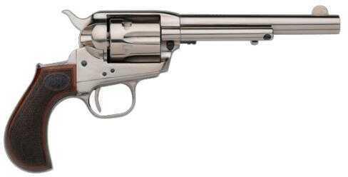 Pedersoli Doc Holliday 38 Special  Nickel Finish 5-Inch Barrel Revolver     Md: S.633-038