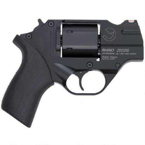 "Chiappa Rhino 200DS 357 Magnum 2"" Barrel Black Pistol 340.216"