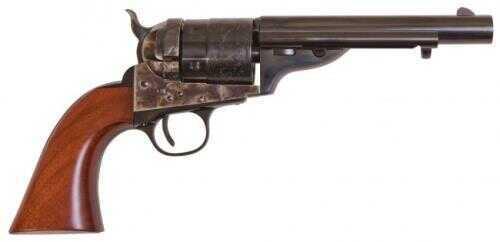 "Cimarron 1860 Richards-Mason 45 Colt 5.5"" Barrel Cartridge Conversion Case Hardened Standard Blue Finish Revolver 1-Piece Walnut Grip Md: CA9032"