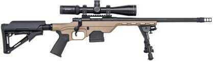 "Mossberg Vortex HS-T Combo 223 Remington 4x16x44 Vortex Viper Scope And Bipod 16.5"" Matte Blue Fluted Barrel Bolt Action Rifle 27776"