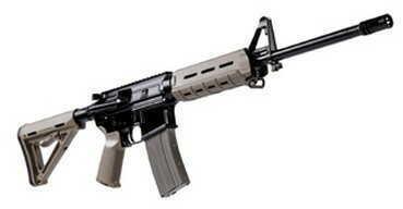 "Del-Ton Echo Series 316 AR-15 5.56mm NATO MOE 16"" Barrel Adjustable Stock Flat Dark Earth Finish 10 Round Mag Semi-Automatic Rifle California Legal RFTH16MOEDE-CA"