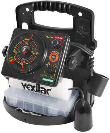 Vexilar Inc. FL-12 ProPack II & 12° Ice-Ducer IP1212