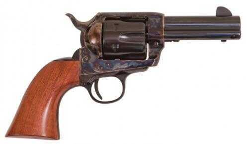 """Cimarron SA Frontier Pre War 357 Magnum / 38 Special 3.5"""" Barrel Case Hardened Frame Pre-War Standard Blued Finish Revolver Pistol Md: PP329"""