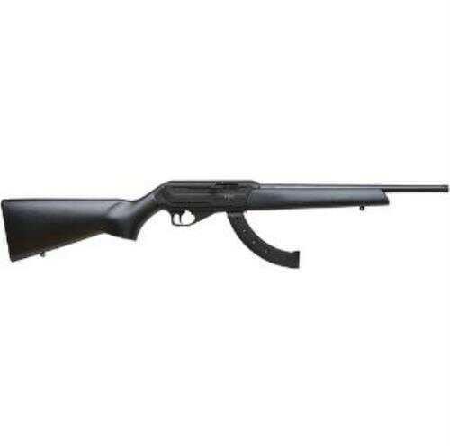 "CZ USA Rifle CZ-USA 512 Carbine Rifle 22 Long Rifle Suppressor Ready 16.5"" Barrel 1/2x28 Threads 25 Round Black Beechwood Stock Semi Auto Action"