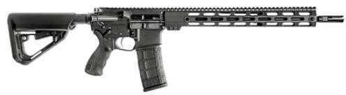 """BCI Pro Series 5.56mm NATO 16"""" Barrel 30 Round mag Black Cerakote Finish Semi-Automatic Rifle 501-0001AB"""