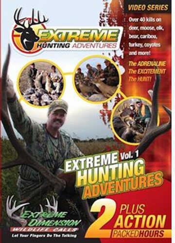 Extreme Dimension Wildlife Extreme Hunting Adventures Hunting ED-EHA-910