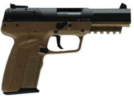 Pistol FNH USA Five-seven USG 5.7x28, Earth, 20 Round 3868929230