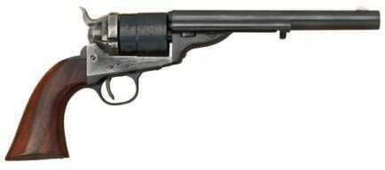 "Cimarron 1860 Richards-Mason 45 Colt Revolver 8"" Barrel Cartridge Conversion Walnut Grip Standard Blued Finish CA9031"